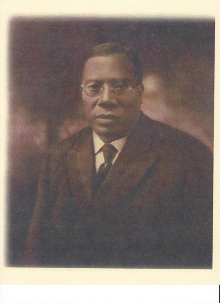Portrait of Tindley