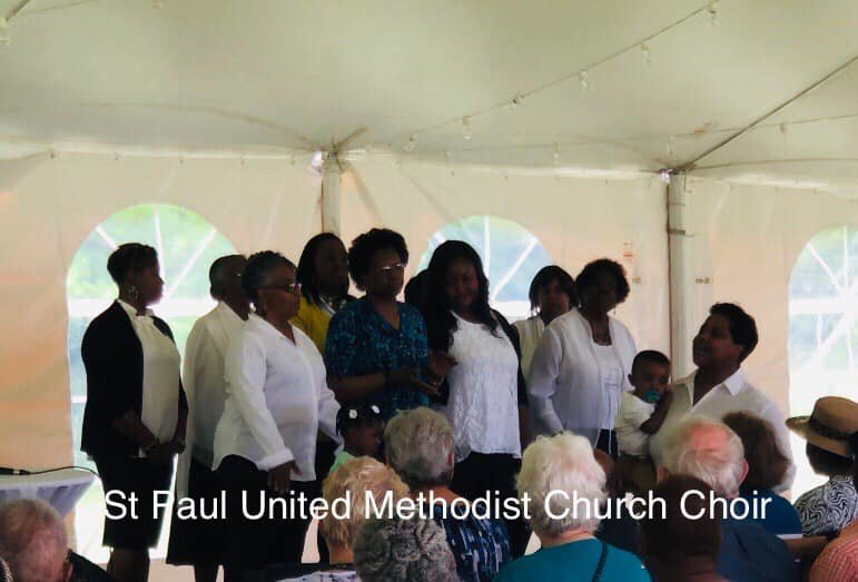St. Paul United Methodist Church Choir